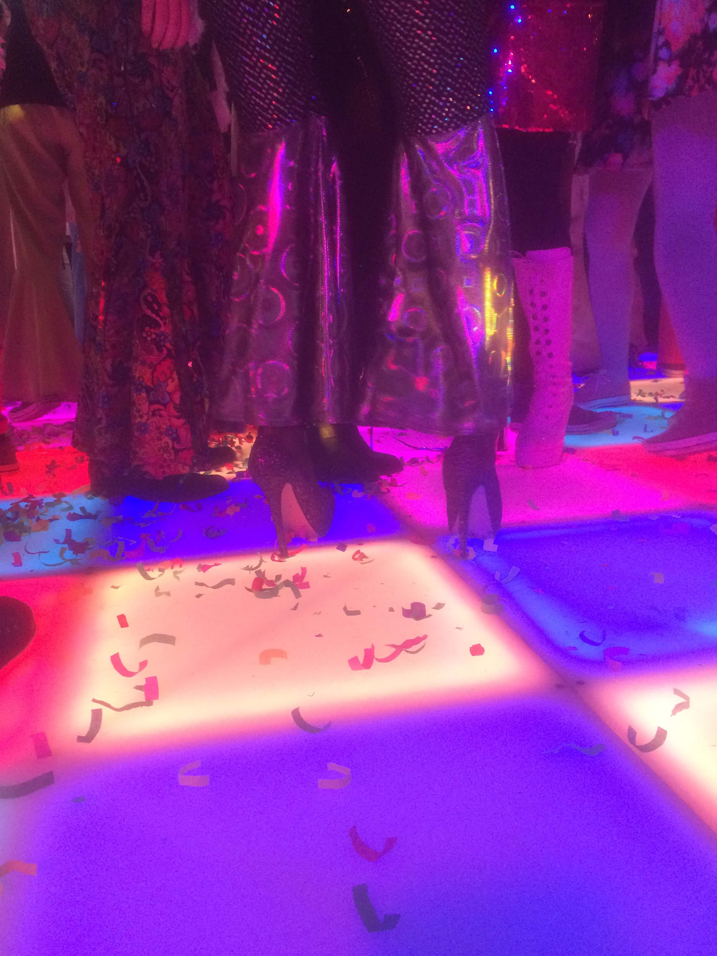 RGB LED Dansvloer (3)