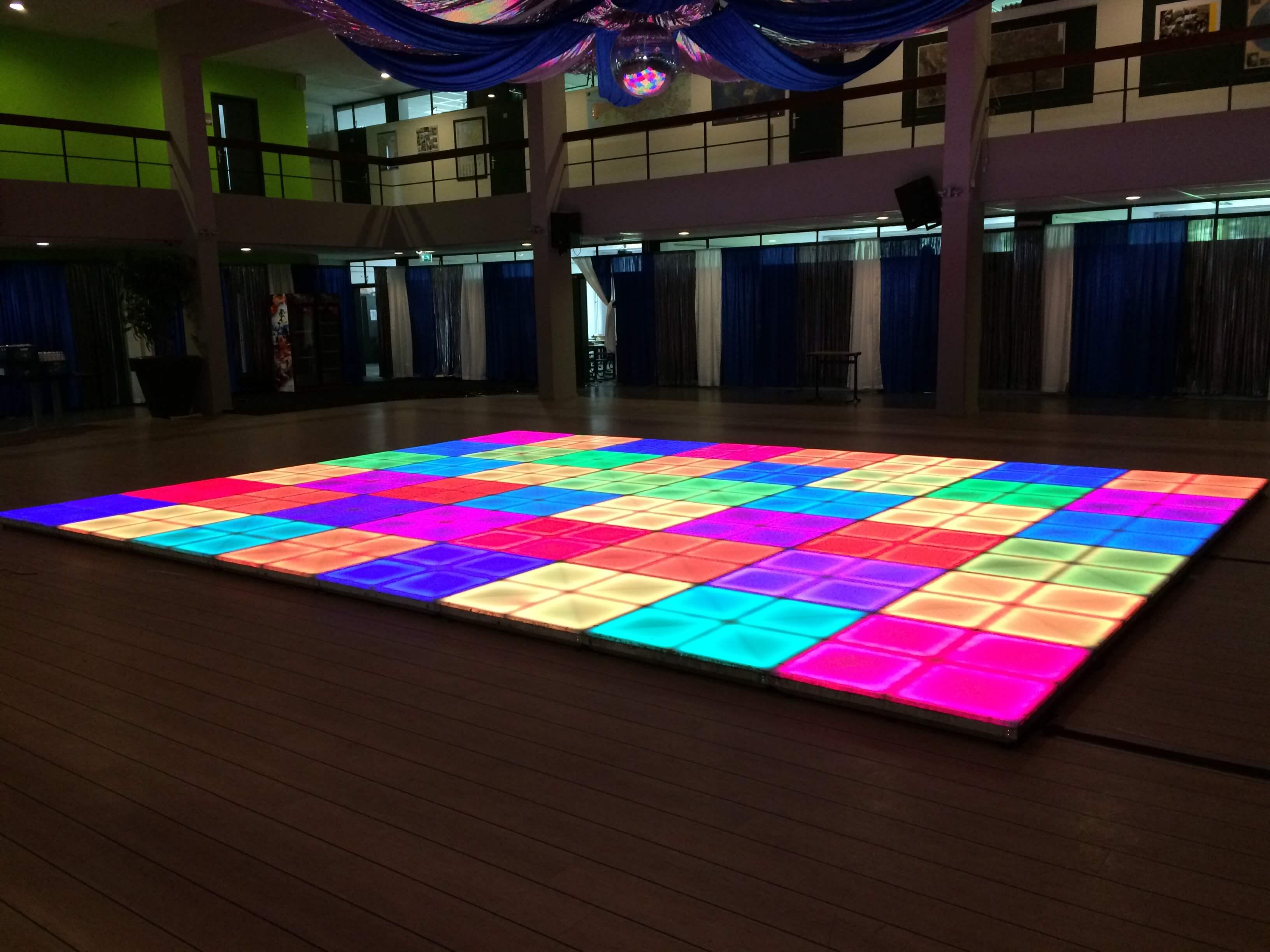 Verlichte Dansvloer 3